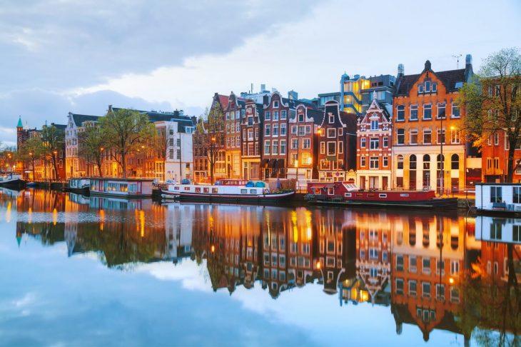 Dónde alojarse en Ámsterdam