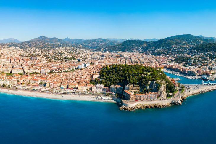 Dónde alojarse en Niza