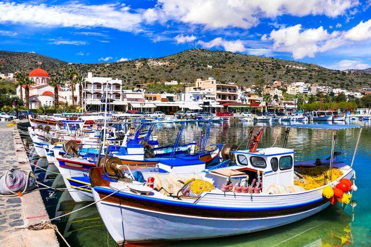 Elounda: una de las zonas más caras para alojarse en Creta