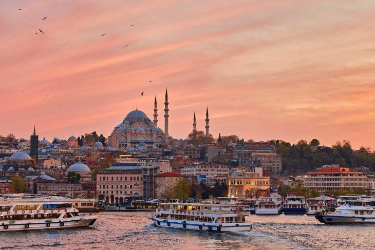 Moverse en Estambul: Ferry
