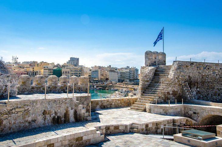 Alojarse en Creta para descansar: Heraklion