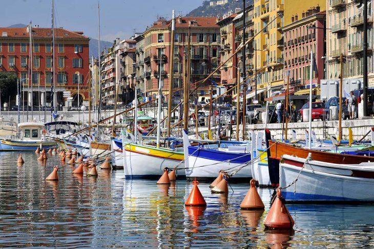 Alojamiento en Le Port, Niza