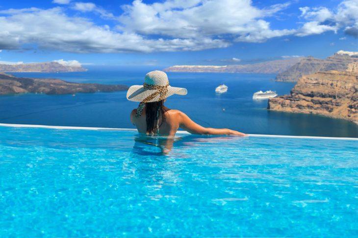 Los mejores hoteles de Santorini