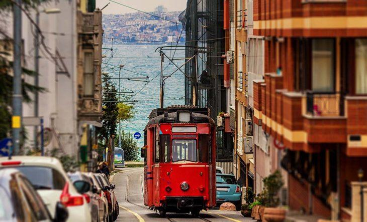 Moverser en Estambul