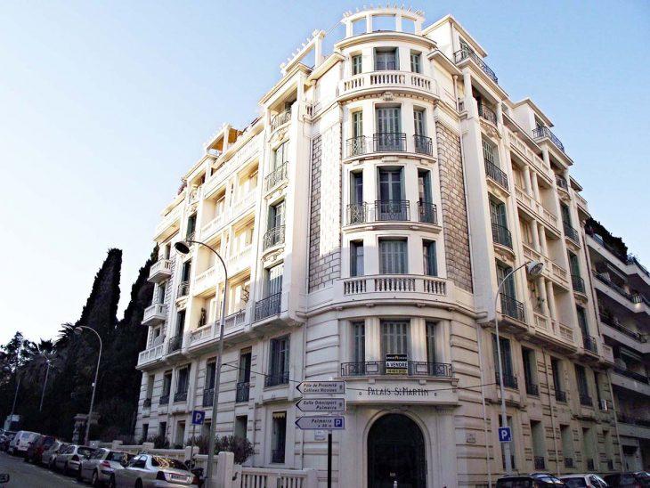 Gambetta es un lugar que te permite dormir en Niza con un presupuesto moderado