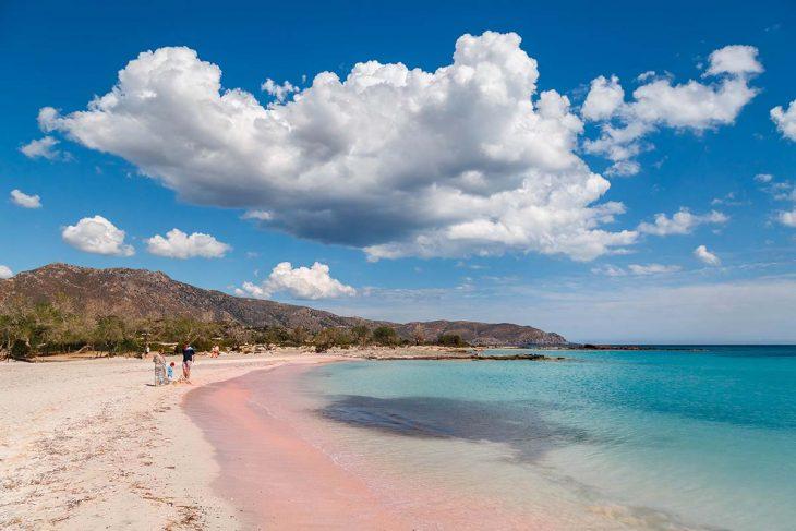Palaichora una de las zonas para alojarse y conocer lugares únicos de Creta