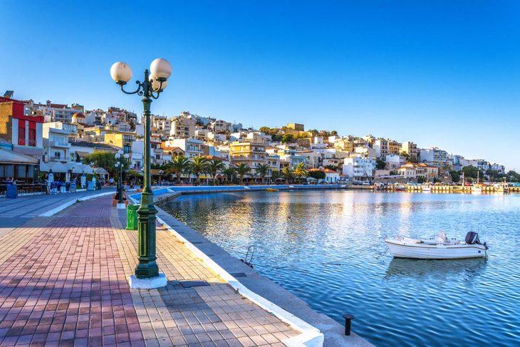 Sitia: Alojamiento en Creta