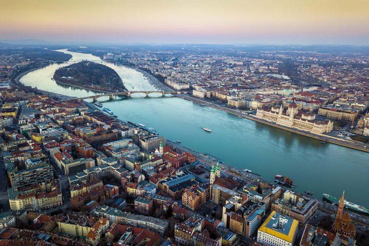 Újlipótváros, una alternativa para alojarse en Budapest
