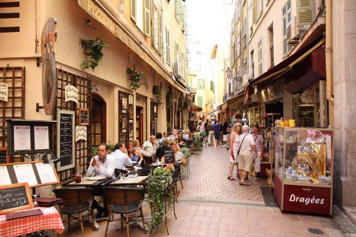 Las mejores zonas donde alojarse en Niza
