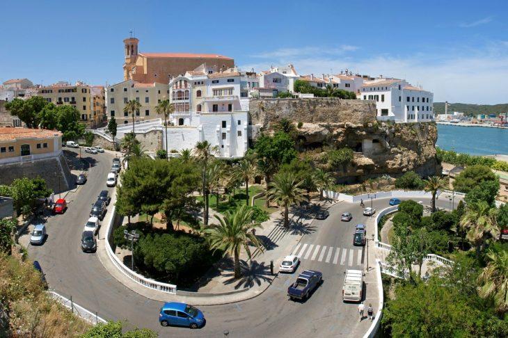 Cómo moverse por Menorca