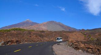 Cómo moverse en Tenerife
