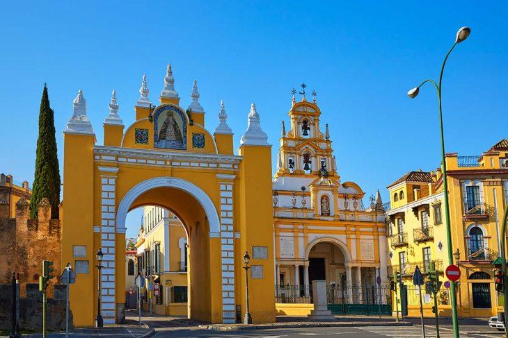 Visitar la Macarena en Sevilla