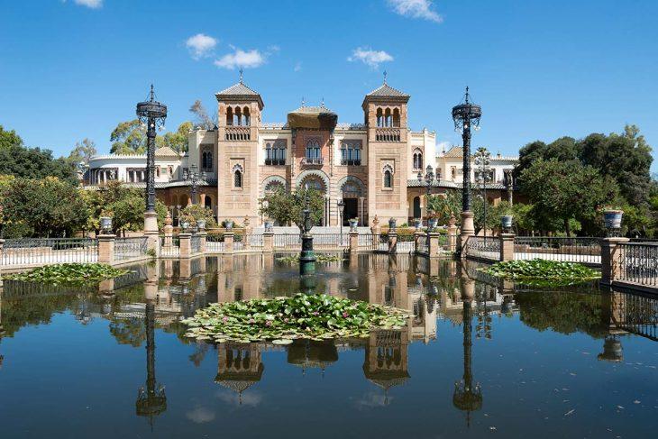 Museo Arqueológico: un edificio renacentista de Sevilla