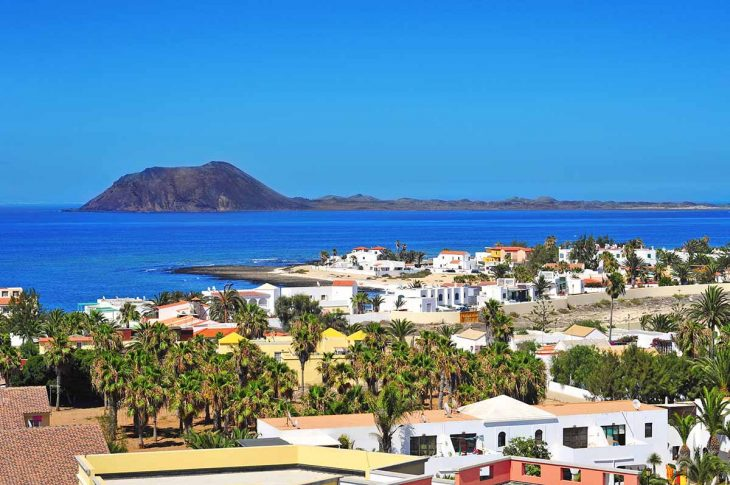 Corralejo, la zona de Fuerteventura más turística