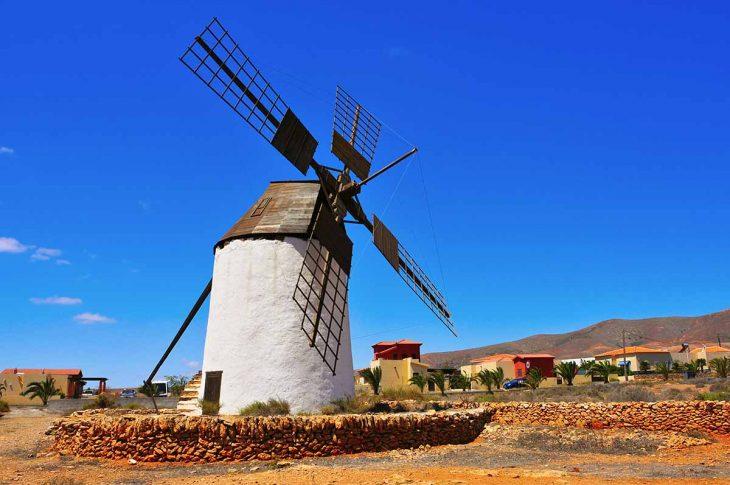 Antigua, otro pueblo de interior donde alojarse en Fuerteventura