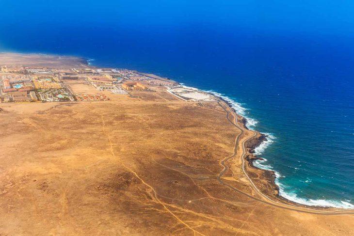 Costa de Antigua, residencial con ambiente internacional para estar en Fuerteventura