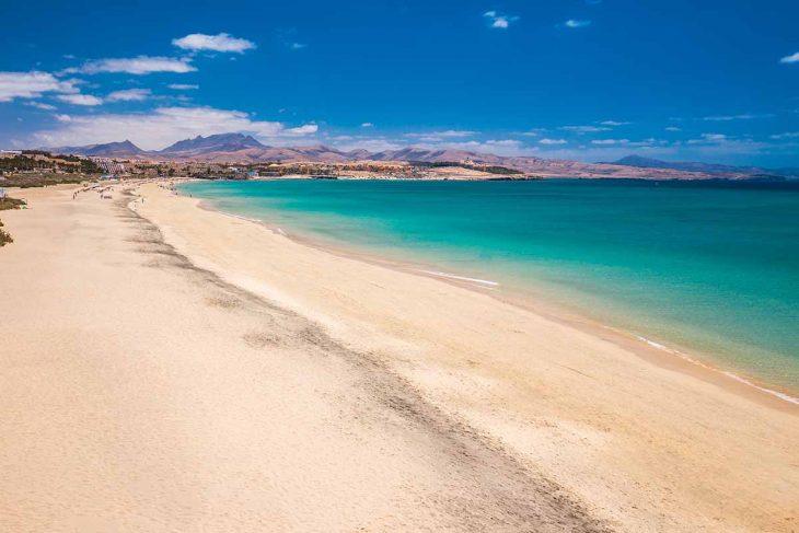 Costa Calma, playas excepcionales