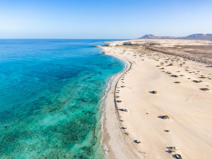 Dónde alojarse en Fuerteventura