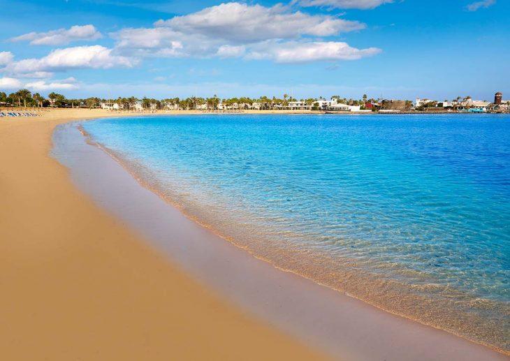 Playa Caleta de Fuste, Formentera