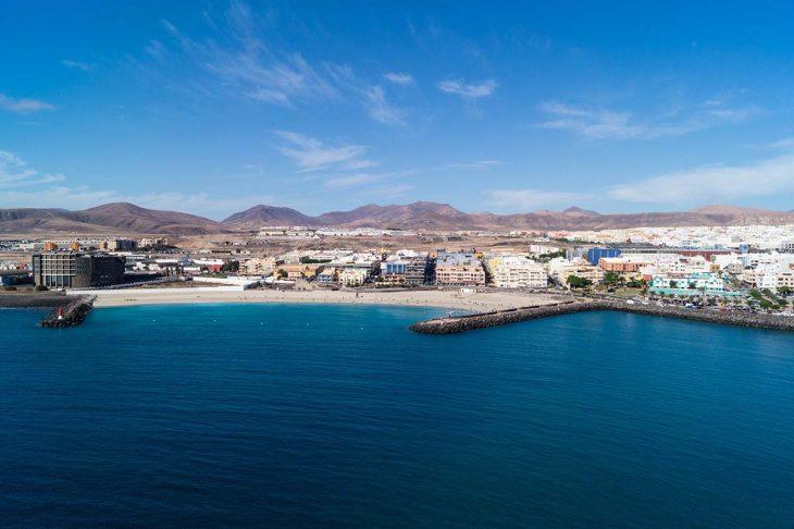 Visitar Puerto del Rosario para hacer en Fuerteventura