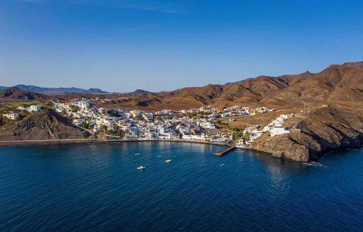 Gran Tarajal, zona de playa con precios interesantes para estar en Fuerteventura