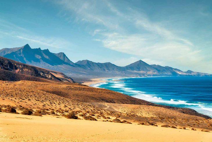 Dónde alojarse en Fuerteventura? Playa Jandía