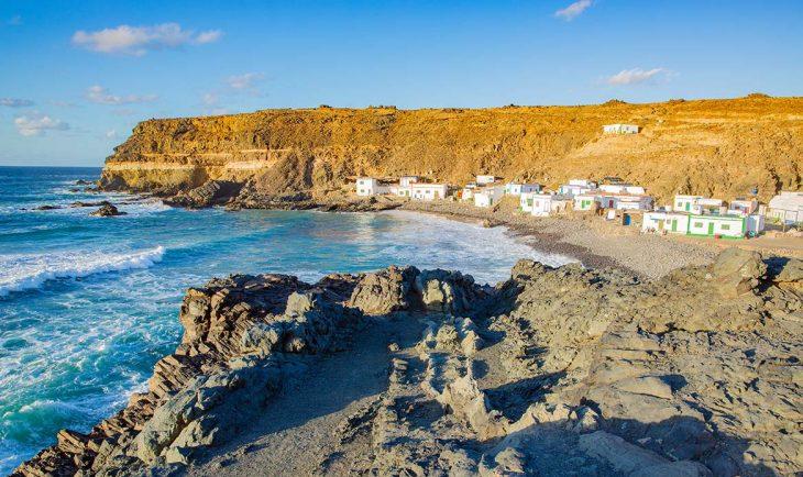 Qué hacer en Fuerteventura: Ir de caminata del Puertito de los Molinos a la Playa de Jarugo