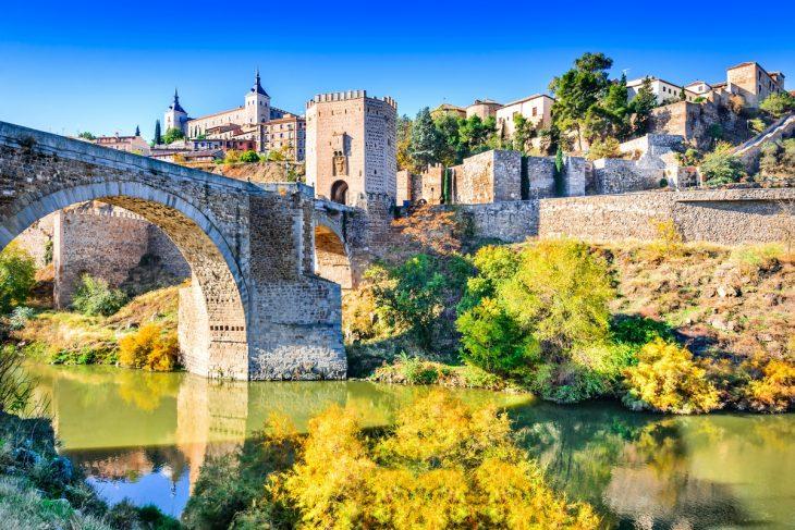 Zona del Alcázar, una zona perfecta donde dormir en Toledo