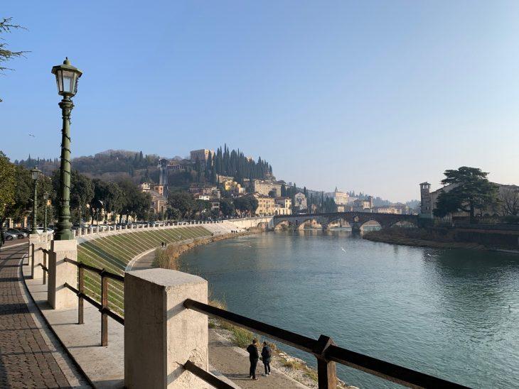 Borgo Trento, donde dormir en Verona cerca del centro