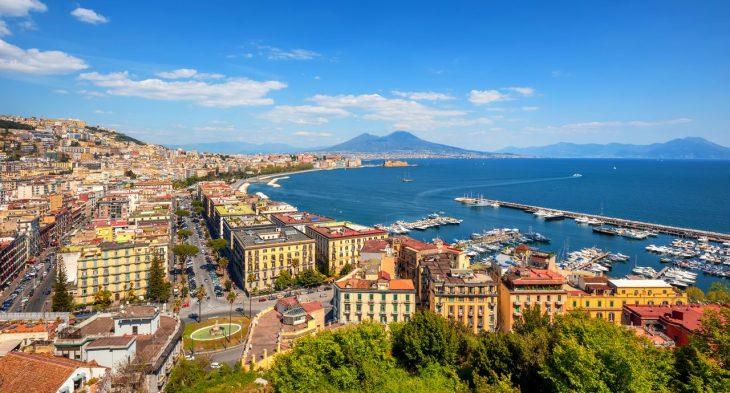 Dónde alojarse en Nápoles