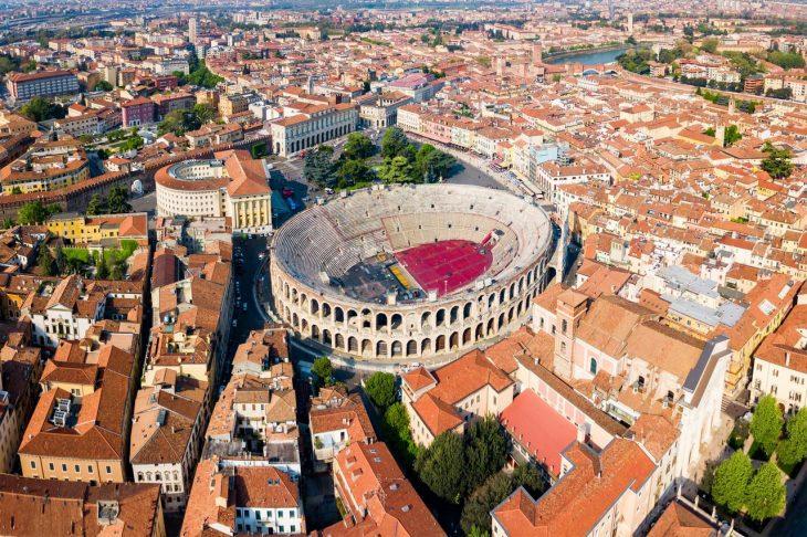 Dónde alojarse en Verona