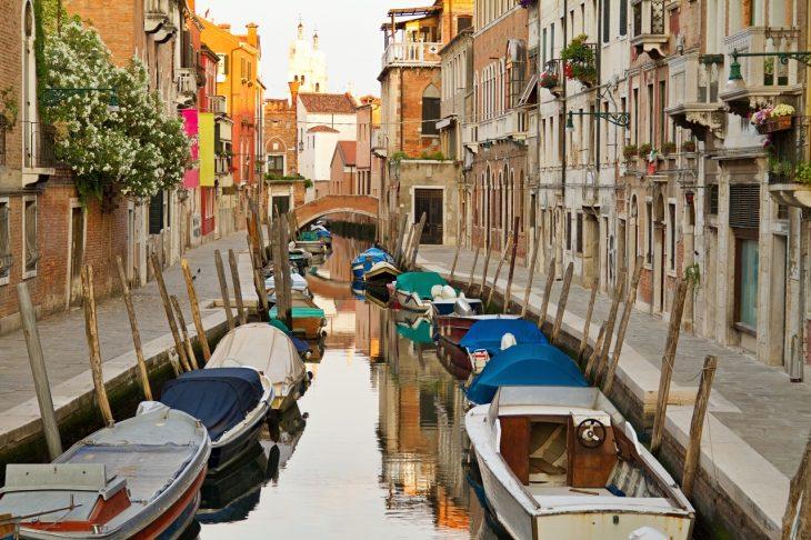 Dorsoduro, donde alojarse en Venecia si buscas vida nocturna