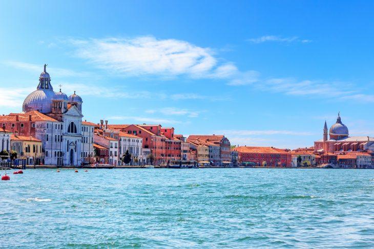 Giudecca, una alternativa donde hospedarse en Venecia poco común