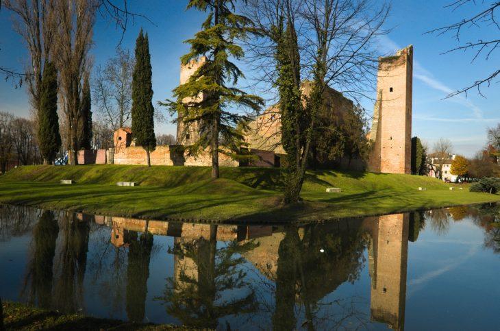 Noale, pequeña ciudad medieval situada a sólo 30 minutos de Venecia