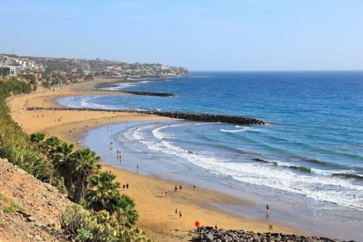 Alojarse en Playa del Inglés, Gran Canarias