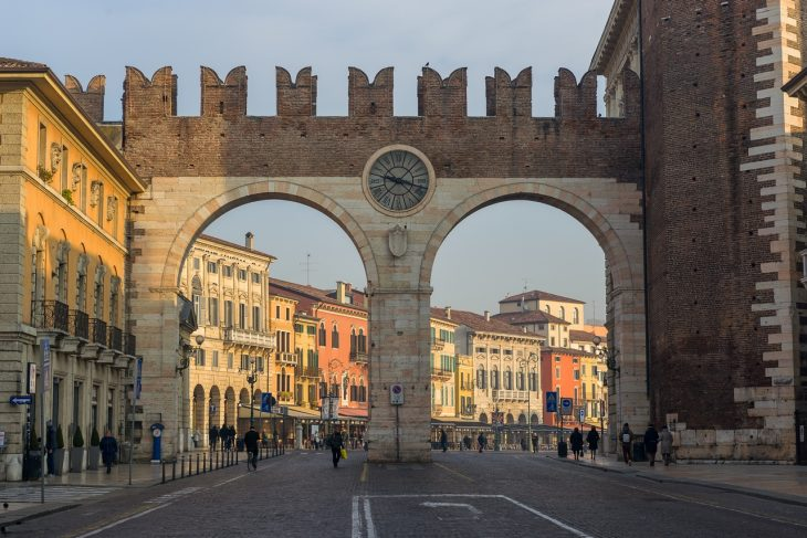 Porta Nuova - Verona Fiere, donde alojarse en Verona para estar bien comunicado
