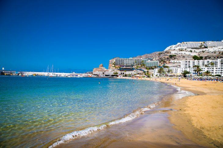 Dónde dormir en Gran Canarias:Puerto Rico