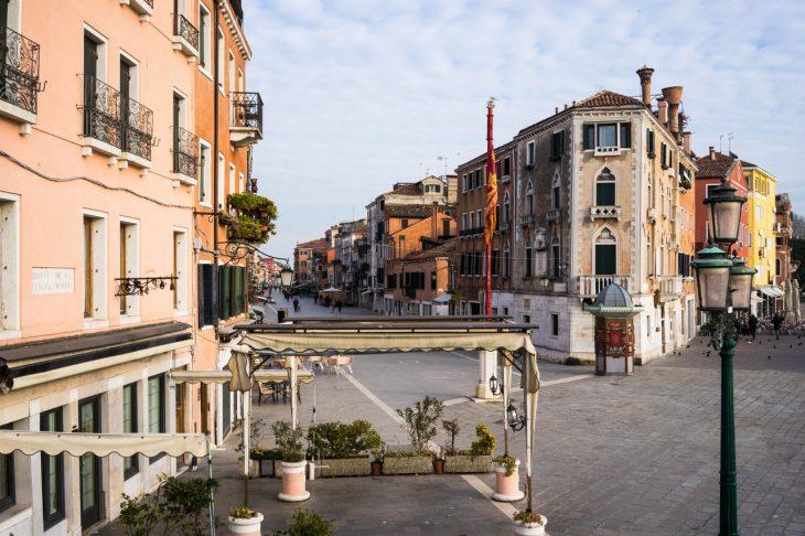 Castello, uno de los lugares más tranquilos para alojarse en Venecia