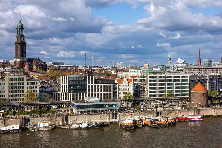 Altona, una de las zonas más de moda donde dormir en Hamburgo