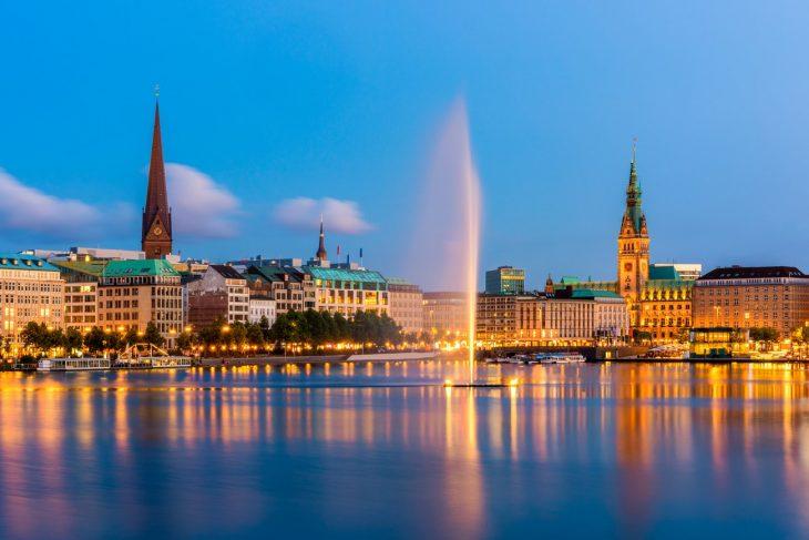 Dónde alojarse en Hamburgo