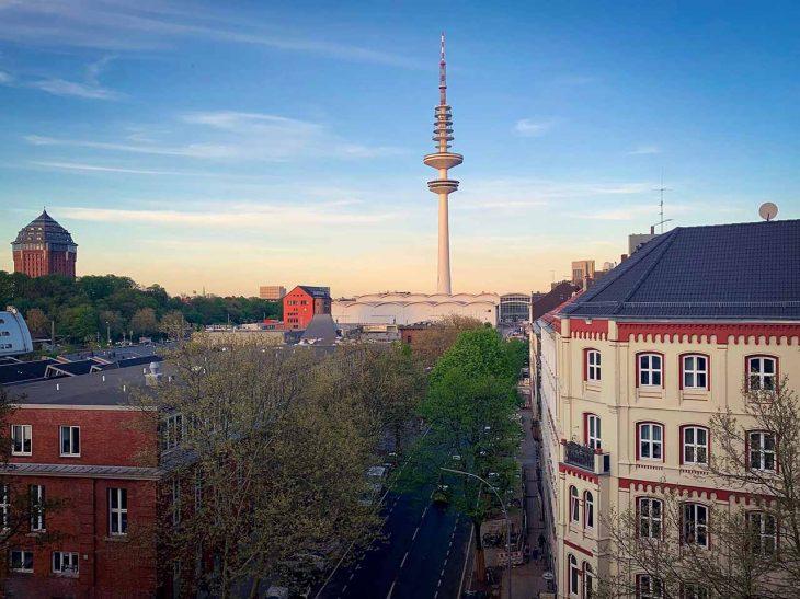 Sternschanze, barrio de Hamburgo con ambiente alternativo