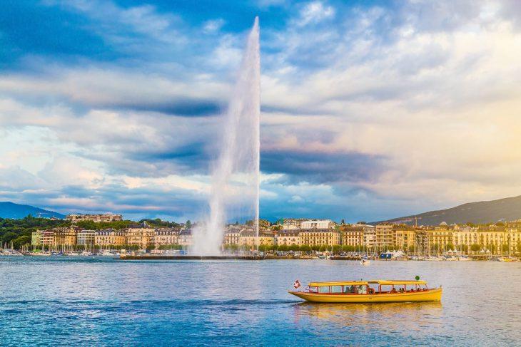 Dónde alojarse en Ginebra