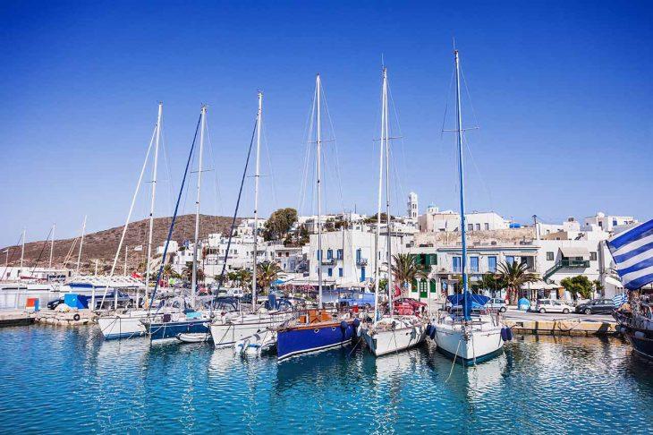 Las mejores zonas donde alojarse en Milos
