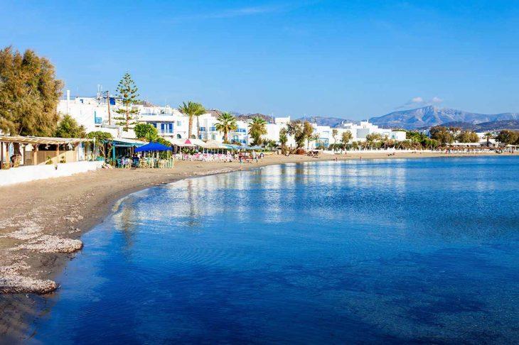 Alojarse en Naxos: Agios Georgios