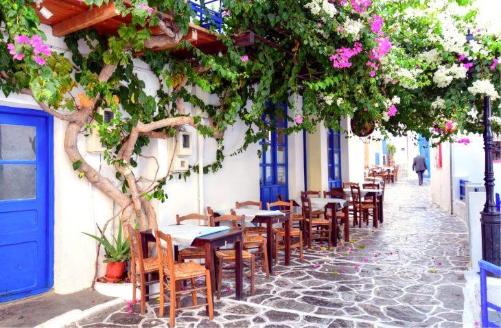 Dónde alojarse en Milos