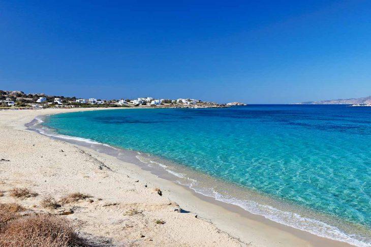 Dormir en Naxos: Mikri Vigla