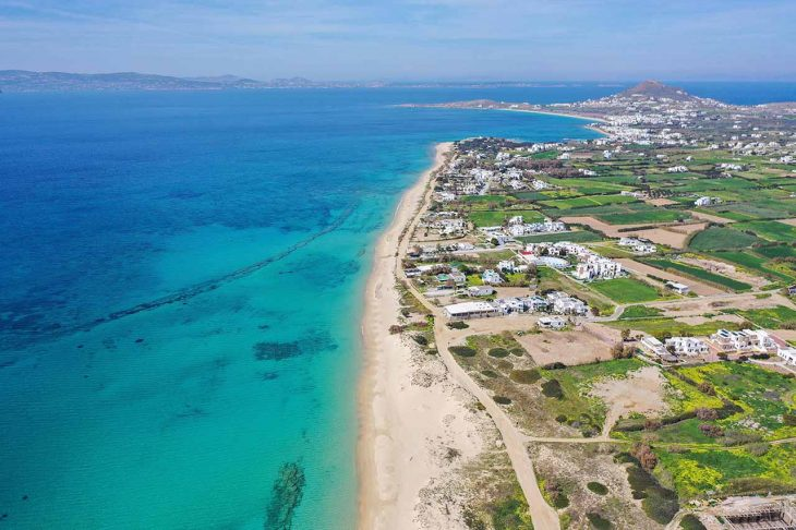 Alojamiento para familias en Naxos