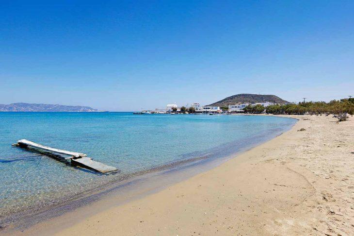 Pollonia, un pequeño pueblo pesquero con gran encanto en Milos