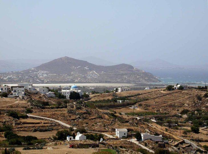 Dormir en Naxos: Stelida
