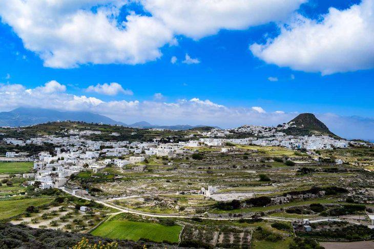 Triovasalos, donde alojarse en Milos para una auténtica experiencia local